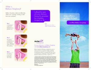 Adult brochure